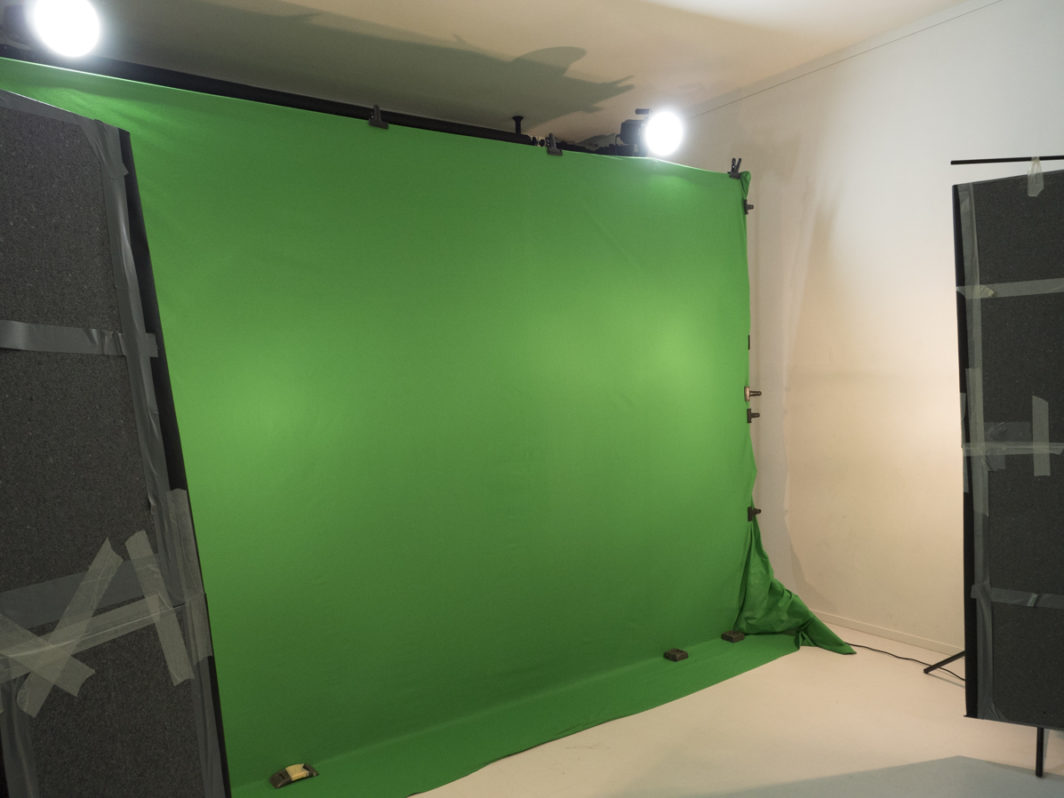 BigD Studio Green Screen